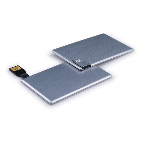 Metal Credit Card Usb Drive