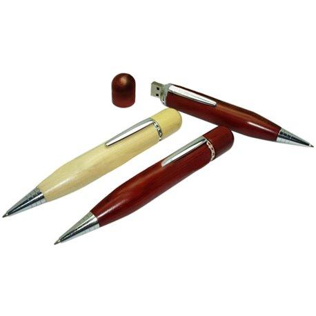 Pen Wood Usb Drive