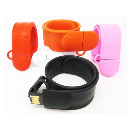 Bracelet Snap Usb Drive